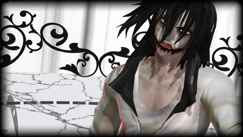 [MMD]▓Awake and Alive ▓ Jeff The Killer and Jane The Killer ▓ Motion DL ▓