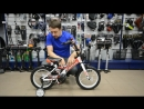 Детский велосипед Stels Jet 14 2016 обзор