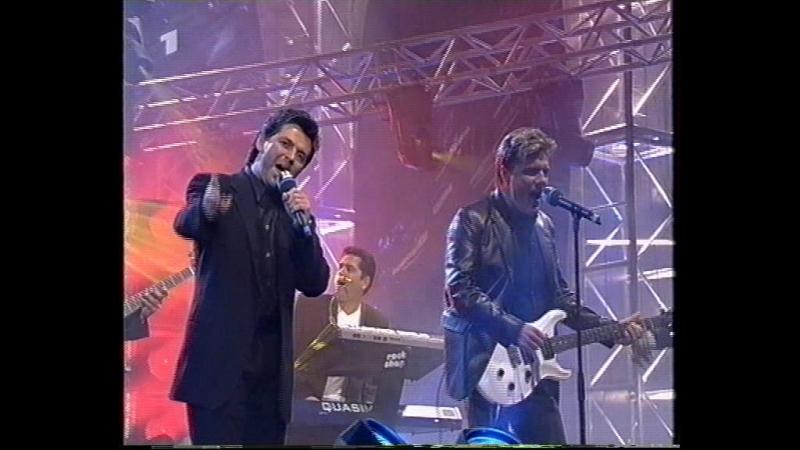 Modern Talking - Hit Medley (ARD. Goldene Europa. 10.12.1998)