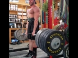 Кайлер Вулам - тяга 410,5 кг