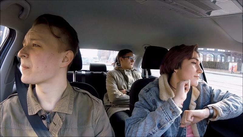 Carpool Karaoke - Глеб Каменский