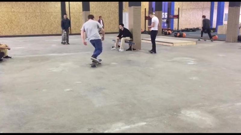 Doberman skate contest (4)