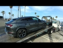 New Lamborghini urus suv First one on the west coast