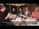 Актеры фильма «Мстители Война бесконечности» пробуют корейскую еду для «Korean Englishman», Сеул, Корея 12 апреля 2018 года