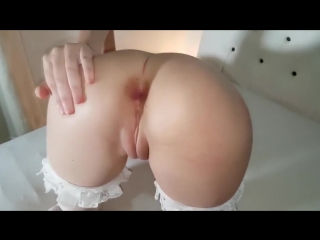 AMAZING LANA LOVES ANAL DILDOING HER ASS Amateur, Solo, Webcam, Masturbation, Porn, Teen, Dildo