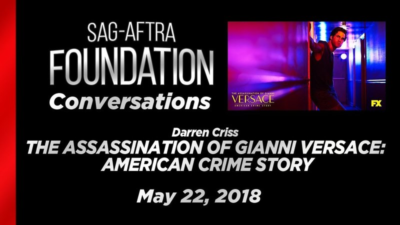 Conversations with Darren Criss of THE ASSASSINATION OF GIANNI VERSACE: AMERICAN CRIME STORY