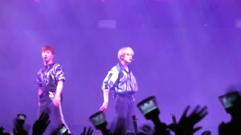 [VK][20.06.18][Fancam] The 2nd World Tour The Connect In Amsterdam (From Zero)
