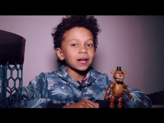 Мир мальчишек • ДАНИ и аниматроники из ФНаФ! Распаковка Тени Бонни!
