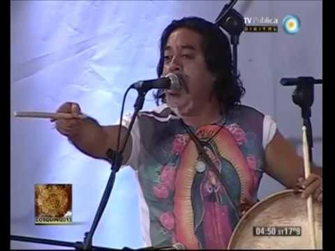 EL OLVIDAO. PETECO CARABAJAL Y DUENDE GARNICA. COSQUÍN 2013