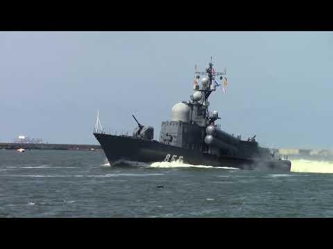 Подготовка ко Дню Военно-Морского Флота. День четвертый.