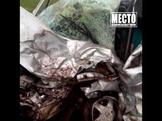 Сегодня утром в ДТП погиб 30-летний парень
