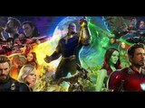 Avengers Infinity War Imagine Dragons - The Megamix #2 (Mashup by InanimateMashups)