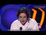 Кинопремия «Независимый дух»: речь победителя (русские субтитры)