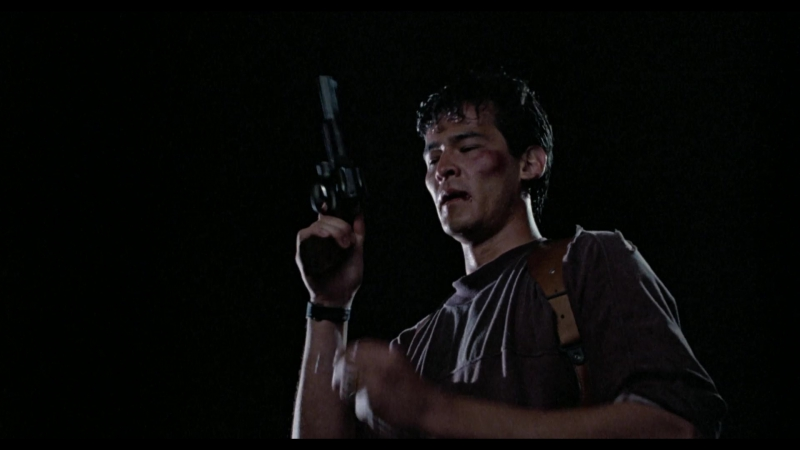 Ловушка для ведьм / Witchtrap (1989) / ужасы, боевик, триллер / AVO, В.Горчаков / 1080p