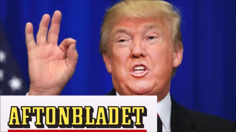 Aftonbladet om Trump igen!