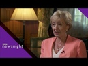 Andrea Leadsom on bullying and harassment at Westminster BBC Newsnight
