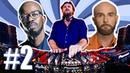 DJs of CERCLE 2 - SOLOMUN, VITALIC BLACK COFFEE