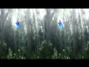 Panasonic 3D Demo. Forest tweet 3D VR SBS