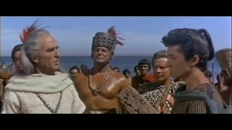 ◄Kings of the Sun(1963)Короли солнца*реж.Дж. Ли Томпсон