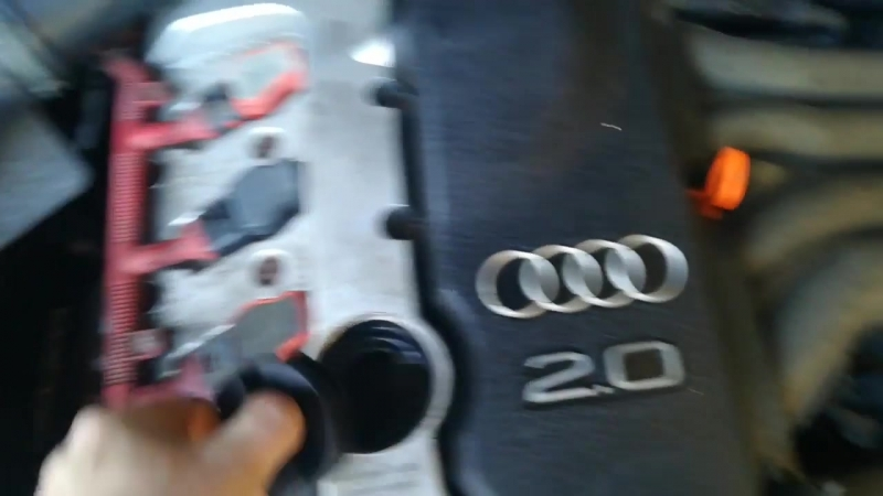 Audi A4 B6 2 0 ALT МКПП Пробег 121 000миль