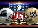 New Orleans Saints VS Carolina Panthers -NFL - Play Offs | American football
