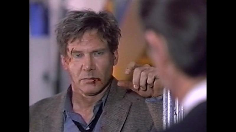 Беглец / The Fugitive (1993) VHS