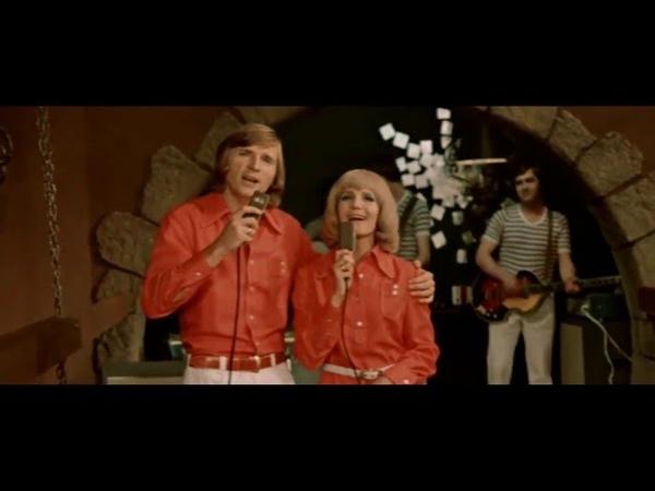 Autobraucēja Dziesmiņa (HD VIDEO) - Nora Bumbiere; Viktors Lapčenoks; STUDIJA (1973)