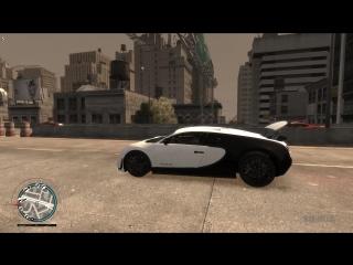 GTA IV Dagestan v3 ( tets Bugatti Veyron )