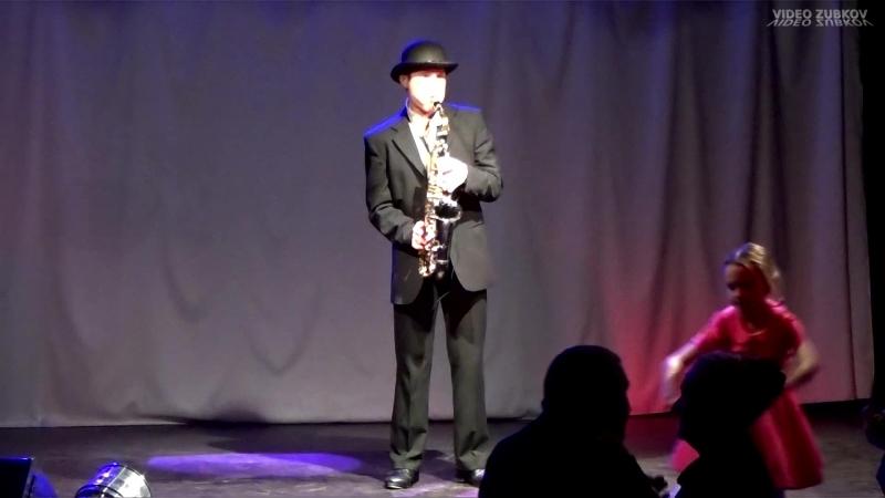 Алексеев Егор Владимирович - романтический саксофон