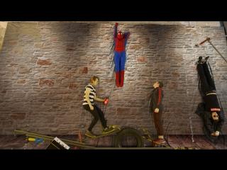 """Stop-motion - Оригинальное видео - """"Фух.."""" или """"Удивительная история"""""""