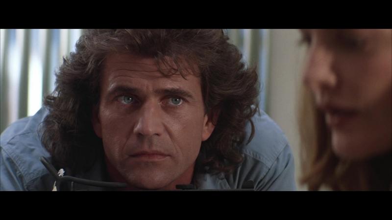 Смертельное Оружие 3 1992 Мел Гибсон Дэнни Гловер Реж Ричард Доннер Warner Brothers Детективный фильм Боевик 1080p