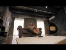 Отжимания на трицепсдиван вместо тренажер Домашние тренировки с Денисом Семенихиным