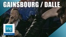 Serge Gainsbourg interviewe Béatrice Dalle | Archive INA