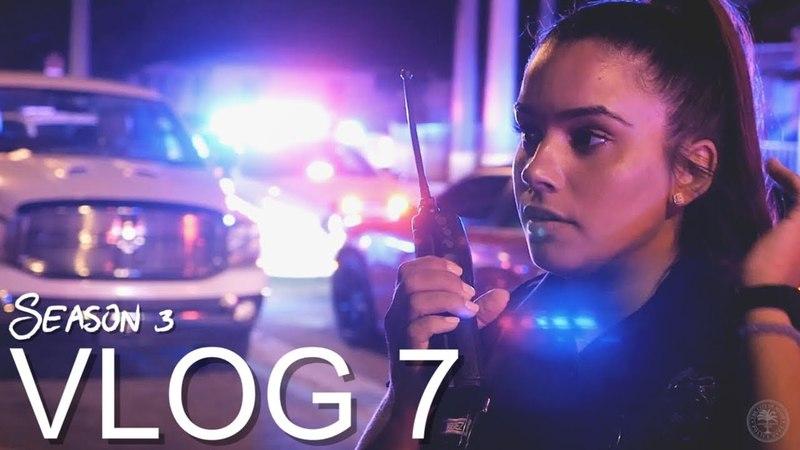 Miami Police VLOG 7 (Season 3): MODEL CITY PATROL (влог о реальных рабочих буднях офицера полиции США, Майами)
