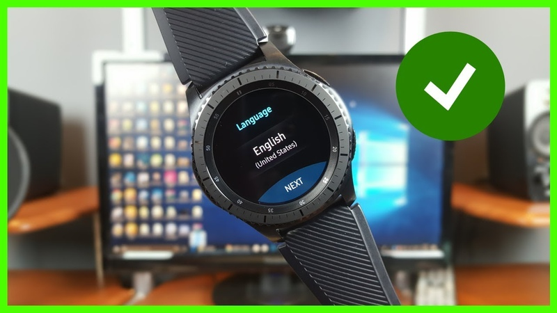 How to Restore/Unbrick T-Mobile Gear S3 frontier (SM-R765T)