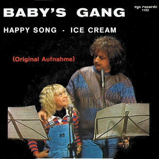 Baby's Gang альбом Happy Song