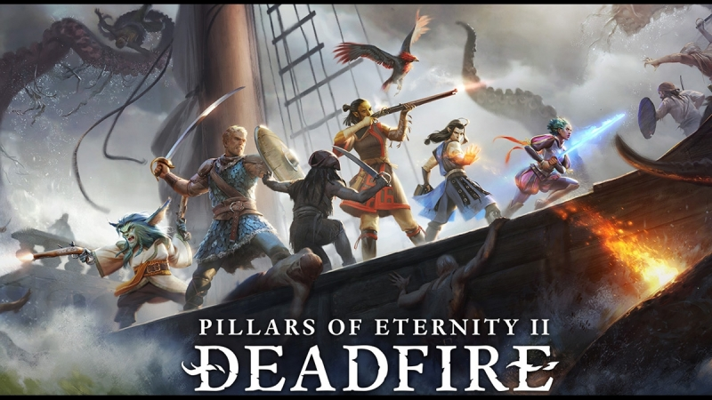 Pillars of Eternity 2 Порт-Маже
