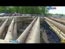 Вести Москва Тоннелепроходческий щит Татьяна завершил работу на Мичуринском проспекте