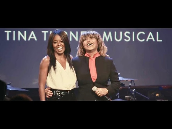 Tina Turner at TINA The Musical Launch Party (2017)