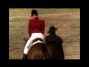 Krysti Lynn Riding a Horse