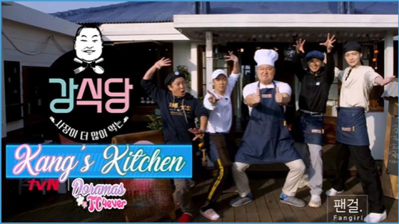 Kangs Kitchen [EP01] DoramasTC4ever