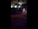 Ночные разборки на улицах Сочи, район КСМ.