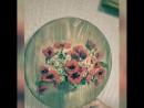 Сырная досточка к вашим летним пикникам. Отличный способ сервировки. Мастер-класс в салоне рукоделия Мода из комода. Минск