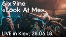 4. Tekashi 69 (6ix9ine) - Look At Me! (R.I.P. XXXtentacion); LIVE; Kiev (Ukraine); 28.06.18.