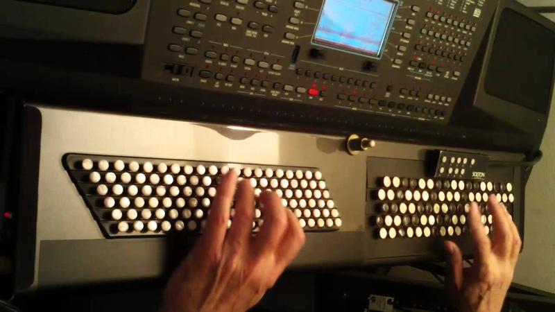 Gitarren-Samba - gespielt mit Ketron X1 von Hans Frank