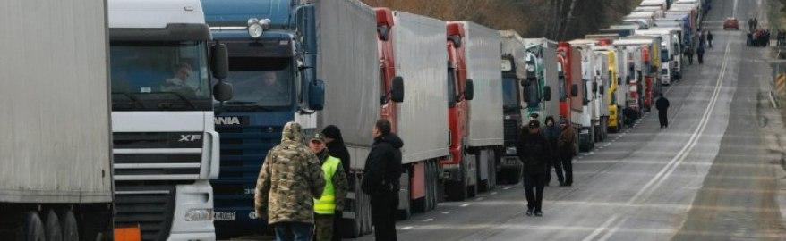 В России может начаться новая волна забастовок дальнобойщиков