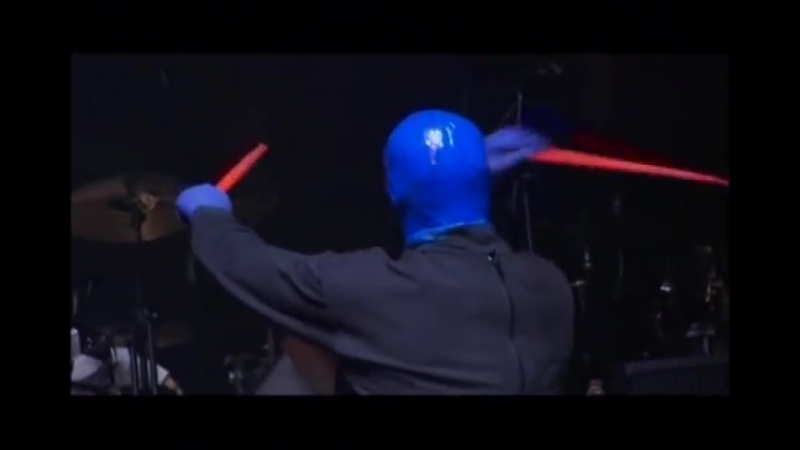 Blue Man Group - I Feel Love