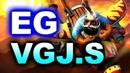 EG vs VGJ.STORM - NA TIER 1 FIGHT! - TI8 OPEN QUALS DOTA 2