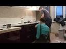 Установка кухни Таймлапс