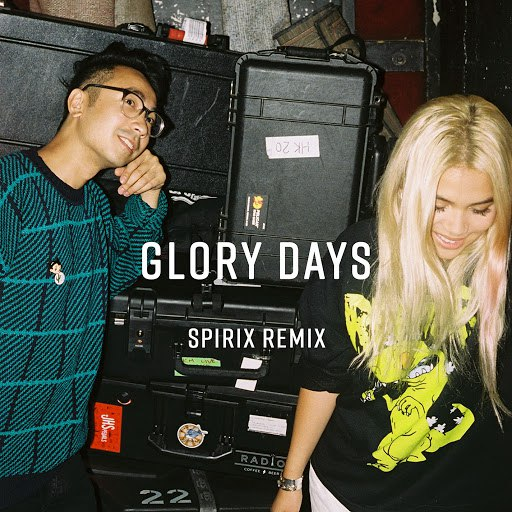 Sweater Beats альбом Glory Days (feat. Hayley Kiyoko) [Spirix Remix]